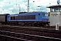 """Henschel 31405 - DB """"202 004-8"""" 05.09.1983 - WeinheimWerner Brutzer"""