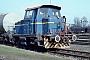 Henschel 31524 - On Rail 01.03.1992 - Moers, MaKFrank Glaubitz