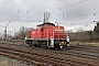 """Henschel 31532 - DB Schenker """"294 755-4"""" 01.02.2013 - Mainz-BischofsheimRalf Lauer"""
