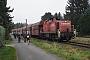 """Henschel 31532 - DB Cargo """"294 755-4"""" 09.11.2017 - Braunschweig-GliesmarodeMaik Wackerhagen"""