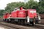 """Henschel 31535 - Railion """"294 758-8"""" 17.07.2008 - Köln, Bahnhof WestWolfgang Mauser"""