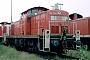 """Henschel 31536 - DB Cargo """"294 259-7"""" 11.06.2000 - Mannheim, BahnbetriebswerkErnst Lauer"""
