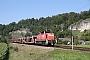"""Henschel 31536 - DB Cargo """"294 759-6"""" 17.09.2020 - Altmühltal bei DollnsteinFrank Römpke"""