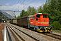 """Henschel 31557 - Alcan """"Benken"""" 02.05.2005 - Gampel-StegPatrick Paulsen"""