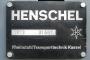 Henschel 31557 - Hafen Kehl 04.10.2005 - KehlWolfgang Ihle
