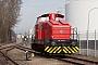 """Henschel 31561 - Oiltanking """"3"""" 21.03.2009 - Hamburg, Hohe SchaarGunnar Meisner"""