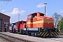 "Henschel 31564 - VAG Transport ""827 601"" 11.05.2004 - Pasing, BetriebshofFrank Weimer"