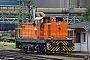 """Henschel 31573 - Saar Rail """"72"""" 30.08.2012 - VölklingenAlexander Leroy"""