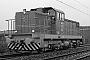 """Henschel 31575 - IZN """"ZONS"""" 24.03.1986 - Krefeld, Abzweig LohbruchMichael Hafenrichter"""