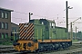 """Henschel 31576 - EH """"299"""" __.__.1989 - Duisburg-HambornPeter Ziegenfuss"""