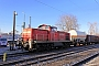 """Henschel 31577 - DB Cargo """"294 808-1"""" 30.12.2016 - HanauRalf Lauer"""