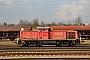 """Henschel 31577 - DB Cargo """"294 808-1"""" 27.03.2018 - Kassel, RangierbahnhofChristian Klotz"""