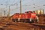 """Henschel 31577 - DB Cargo """"294 808-1"""" 19.01.2019 - Kassel, RangierbahnhofChristian Klotz"""