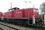 """Henschel 31579 - Railion """"294 310-8"""" 05.07.2003 - Mannheim, BetriebshofErnst Lauer"""