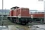 "Henschel 31579 - DB ""290 310-2"" 24.04.1982 - Trier-Ehrang, BahnbetriebswerkMartin Welzel"