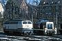 "Henschel 31585 - DB ""290 316-9"" 24.02.1991 - Bebra, BahnbetriebswerkIngmar Weidig"