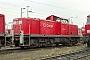"""Henschel 31585 - DB Cargo """"294 316-5"""" 18.01.2003 - SeelzeHeiko Müller"""