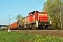 """Henschel 31587 - DB Schenker """"294 818-0"""" 09.04.2011 - DieburgKurt Sattig"""