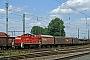 """Henschel 31587 - Railion """"294 818-0"""" 30.06.2008 - Darmstadt-KranichsteinKonstantin Koch"""