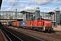 "Henschel 31587 - DB Cargo ""294 818-0"" 11.04.2017 - Kassel, Bahnhof Kassel-WilhelmshöheChristian Klotz"
