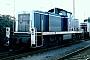 """Henschel 31589 - DB AG """"290 320-1"""" __.__.1996 - Mannheim, BetriebshofErnst Lauer"""