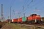 """Henschel 31591 - DB Cargo """"294 822-2"""" 07.04.2020 - Kassel, RangierbahnhofChristian Klotz"""