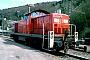 """Henschel 31594 - DB AG """"294 325-6"""" 21.042000 - Horb, BahnhofErnst Lauer"""