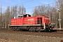 """Henschel 31596 - DB Schenker """"294 827-1"""" 16.02.2012 - Leipzig-TheklaDaniel Berg"""
