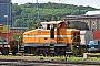 """Henschel 31620 - Saar Rail """"62"""" 26.06.2012 - VölklingenErhard Pitzius"""