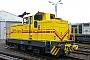 """Henschel 31862 - BSW """"2"""" 05.01.2004 - Moers, Vossloh Locomotives GmbH, Service-Zentrum Rolf Alberts"""