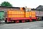 "Henschel 31862 - Vossloh ""10"" 21.06.2003 - Moers, Vossloh Locomotives GmbH, Service-Zentrum Rolf Alberts"