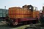 """Henschel 31862 - VSFT """"10"""" 20.03.2003 - Moers, Vossloh Locomotives GmbH, Service-ZentrumDietrich Bothe"""