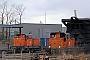 """Henschel 31875 - ArcelorMittal """"3"""" 06.01.2018 - Hamburg-WaltershofAndreas Kriegisch"""