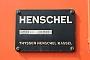 """Henschel 31963 - GC """"V 5 160"""" 20.08.2008 - YstadGunnar Meisner"""