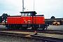 """Henschel 32247 - SJ """"V 5 186"""" 24.06.1995 - Ystadt, BahnhofBaldur Westphal"""