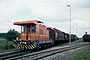 """Henschel 32375 - EH """"732"""" 23.06.1995 - Krefeld, ThyssenPatrick Paulsen"""