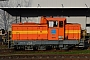 "Henschel 32477 - VAG Transport ""841 234"" 14.01.2018 - Mosbach (Baden), Gmeinder LokomotivenHarald S"