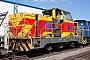 Henschel 32563 - WRS 23.08.2012 - Duisburg-Duissern, Duisport-Rail BwMartin Welzel