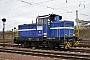"""Henschel 32721 - Rhenus Rail """"18"""" 08.02.2019 - SaarlouisFrank Glaubitz"""