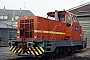 """Henschel 32751 - Hafen GE """"6"""" 12.02.1993 - GelsenkirchenAleksandra Lippert"""