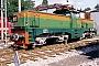 """Henschel 32773 - RAG """"011"""" 29.08.1993 - Gladbeck-Zweckel, RAG-WerkstattMichael Vogel"""