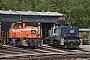 "Henschel 32773 - RBH Logistics ""011"" 23.04.2019 - Bochum-Dahlhausen, BahnbetriebswerkMartin Welzel"