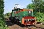 """Henschel 32776 - RBH Logistics """"014"""" 24.06.2010 - Gladbeck-ZweckelDirk Bremen"""