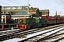 """Henschel 32828 - RAG """"016"""" 07.01.2003 - Gladbeck, Bahnhof WestDietrich Bothe"""