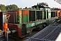 Henschel 32829 - RBH Logistics 30.09.2014 - OpladenDominik Eimers