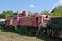 """Jenbach 3.609.121 - Austrovapor """"2062.55"""" 17.08.2017 - Strasshof, EisenbahnmuseumWerner Schwan"""