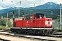 """Jenbach 3.710.013 - ÖBB """"2068 013-8"""" 30.05.1998 - Innsbruck, WestbahnhofFrank Pfeiffer"""