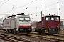 "Jung 12255 - Bahnbetriebswerk Krefeld ""301"" 08.01.2013 - Krefeld, HauptbahnhofMartin Welzel"