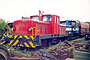 """Jung 12347 - StEK """"D III"""" 20.09.2002 - Moers, Vossloh Locomotives GmbH, Service-ZentrumAndreas Böttger"""