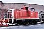 """Jung 12481 - DB AG """"360 351-1"""" 11.03.1994 - Darmstadt, BahnbetriebswerkErnst Lauer"""